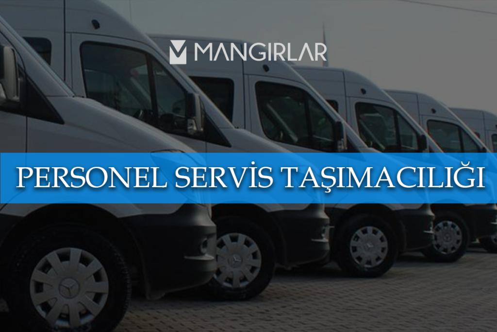 Personel Servis Taşımacılığı